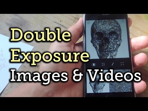 Create Double Exposure Images & Videos on Your iPhone [How-To]