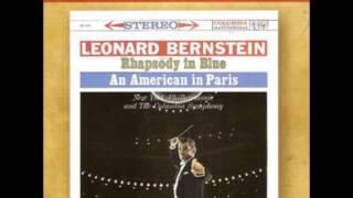 George Gershwin - Rhapsody in Blue (Leonard Bernstein , Columbia Symphony Orchestra , 1959)