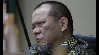 La Nyalla Alihkan Dukungan dari Prabowo ke Jokowi