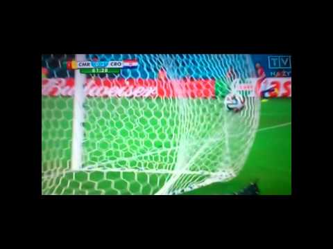 Bramki z meczu Chorwacja vs Kamerun All Goals Croatia vs Cameroon 4-0