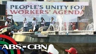 News Patrol: Labor groups: Iboto ang mga kandidatong makamangg…