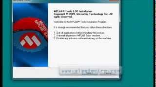 PIC Programlama Bölüm 1 Öğreticiler - MPLAB IDE & HİTECH C Derleyici Yükleyin