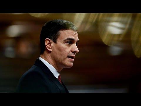 euronews (en español): EN DIRECTO | El Gobierno detalla la paralización de la actividad no esencial en España