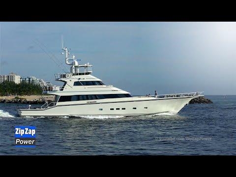 Enormous Sportfish Yacht | TEMPO REALE