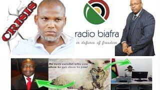 I Stand With Namdi Kanu: Crisis In Radio Biafra Exposes Enemies Within.