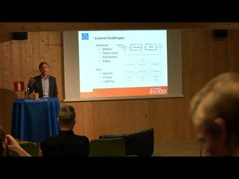 Control, Privacy, and Security in the Cloud | Henrik Sandberg