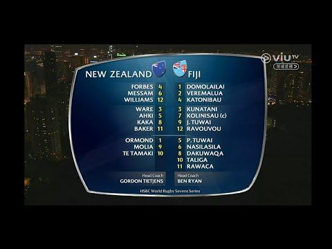 [Hong Kong Rugby Sevens 2016] Cup Final -- New Zealand VS Fiji