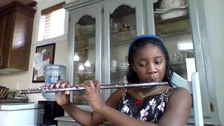 Tinashe - Fight Song by Rachel Platten, Flute Solo