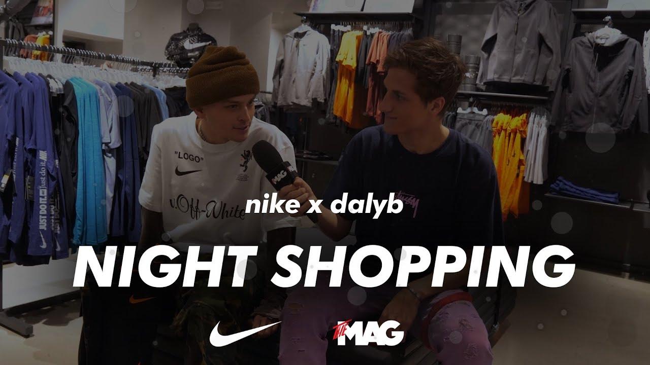 Integral candidato Gracias por tu ayuda  HAHA CREW CHYSTÁ NOVÉ ALBUM?! Dalyb x Nike Prague - Night shopping - YouTube