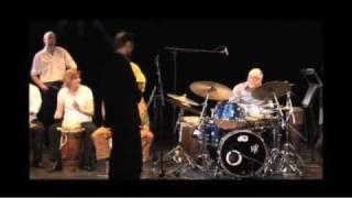 Welcome to Automnia - Artvark Saxophone Quartet, Peter Erskine & Doudou n'Diaye Rose