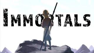 ATLA    Immortals