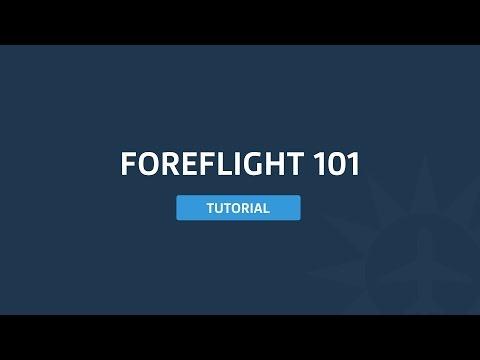 ForeFlight 101 Beginner Presentation (Summer 2015)