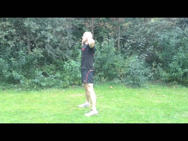 Defensiefit beenspieren 1 van 25