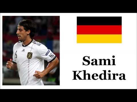 How to Pronounce Sami Khedira - German Footballer