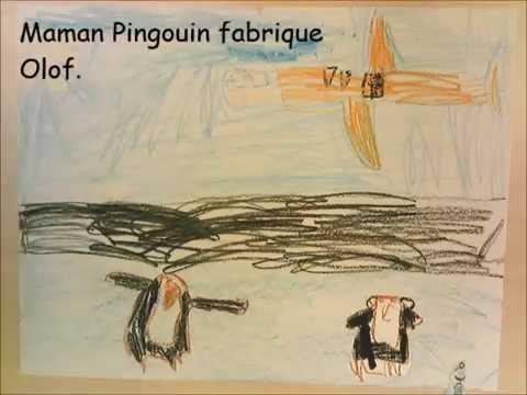 les aventures de papa pingouin maman pingouin pierrot et. Black Bedroom Furniture Sets. Home Design Ideas