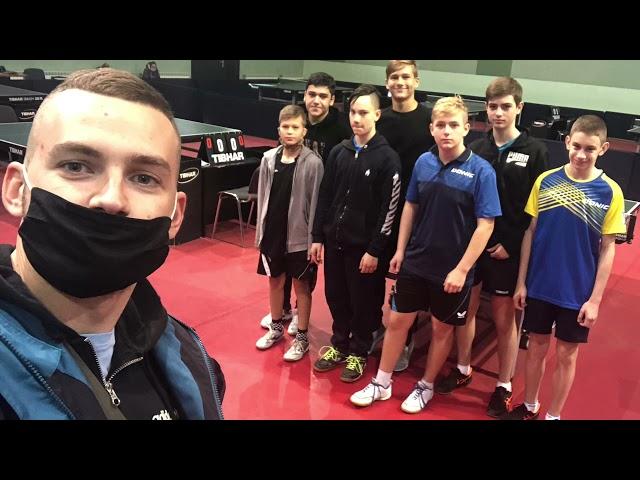 Чемпіонат України серед школярів з настільного тенісу Дитяча ліга