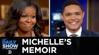 Recounts in Florida, Michelle Obama vs. Melania Trump & Inclusive Ballet Shoes | The Daily Show