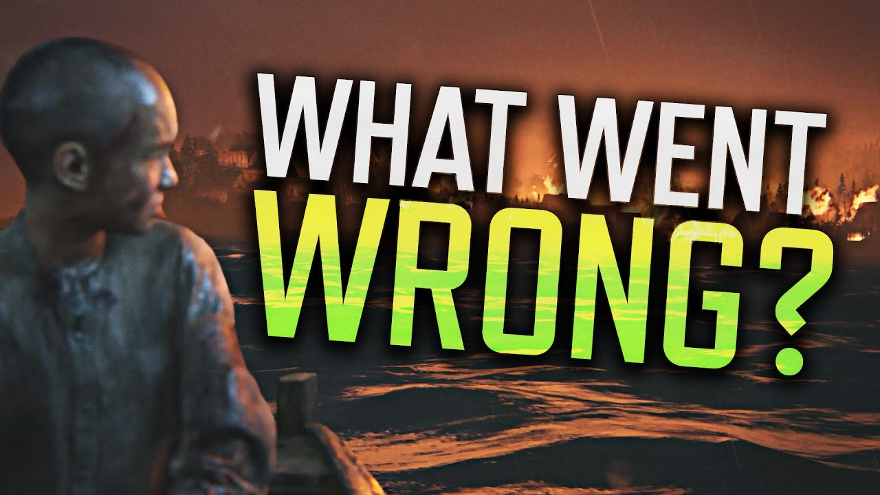 What Went Wrong With The Last of Us Part 2 | A Failure in Storytelling