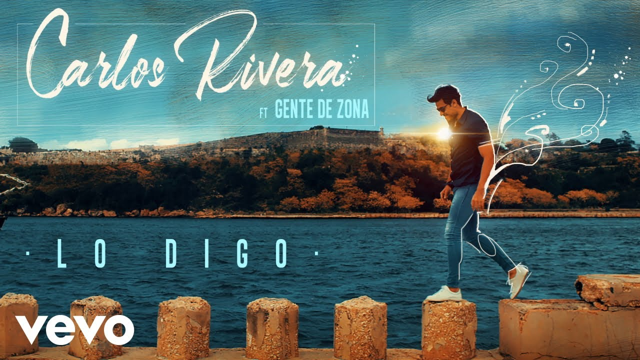 Carlos Rivera - Lo Digo (Cover Audio) ft. Gente de Zona