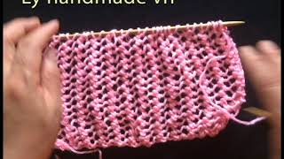 Ly handmade vn đan mẫu. Knit pattern