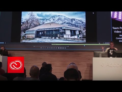 """""""6 Below"""": The First Natively Edited 6K Feature Film (NAB Show 2017) 