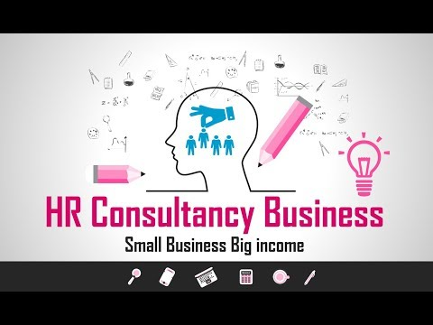 How To Start Your Own HR Consultancy Business With Minimum Investment | Small Business Big Profit