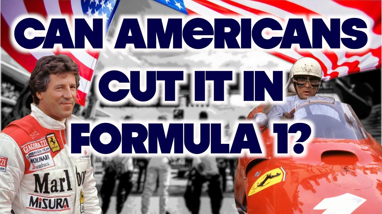 Why Are There No American Formula 1 Drivers? F1 Story Told By An American F1 Fan