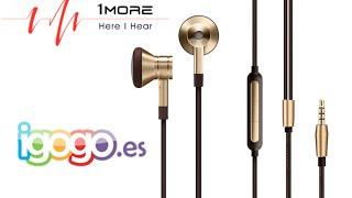 Auriculares 1More Super Bass Earphones