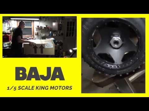 King Motors BAJA Roller  - Unboxing & Review