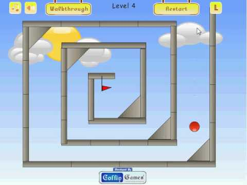 Its Like Gravity Walkthrough Levels1-9 By coffingames.com