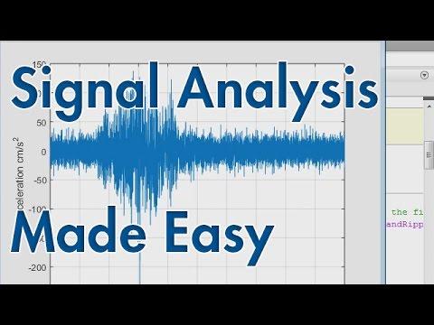 Signal Analysis Made Easy