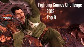 Fighting Games Challenge Top 8 | The ATP Fight Companion