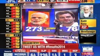 BJP wins India Election 2014: Ab ki baar, Modi sarkaar