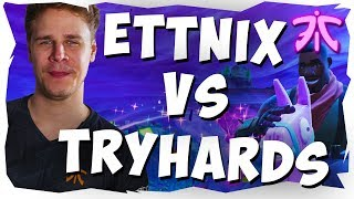 SO WHO ARE THESE TRYHARDS... || Fortnite Gameplay ||