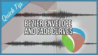 Quick Tip - Bezier Envelope and Fade Curves in REAPER
