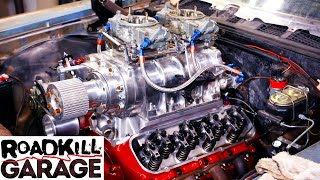 homepage tile video photo for Engine Swaps and Upgraded Parts!   Roadkill Garage & More   MotorTrend/Duralast