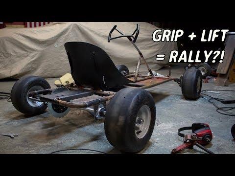 Rally Kart Build Part 1: Frame
