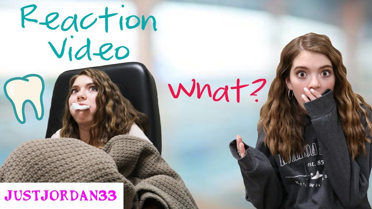 Download Reacting To My Wisdom Teeth Video - First Time Watching! I JustJordan33