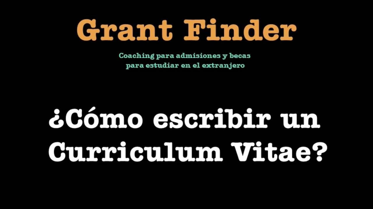 Cómo hacer un Curriculum Vitae (CV) | Guía, secciones y ejemplos ...