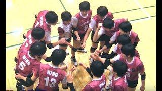 女子バレー石川真佑vs宮部愛芽世【全日本ジュニアオールスタードリームマッチ・WING vs OCEAN 2-3rd】Volleyball girls Japan