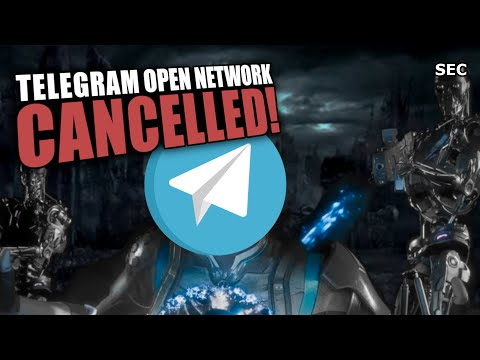 Telegram CEO Throws In The Regulatory Towel, TON Network & GRAM Launch Cancelled!