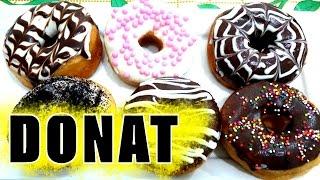 Repeat youtube video Resep dan Cara Membuat Donat Kentang | Potato ...