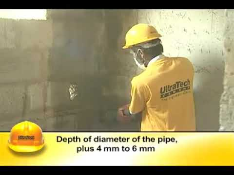 How to plumbing for new house