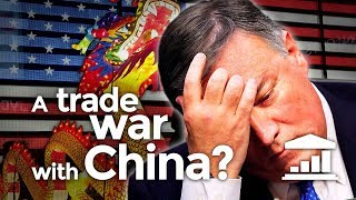 USA vs China: Trade War? - VisualPolitik EN