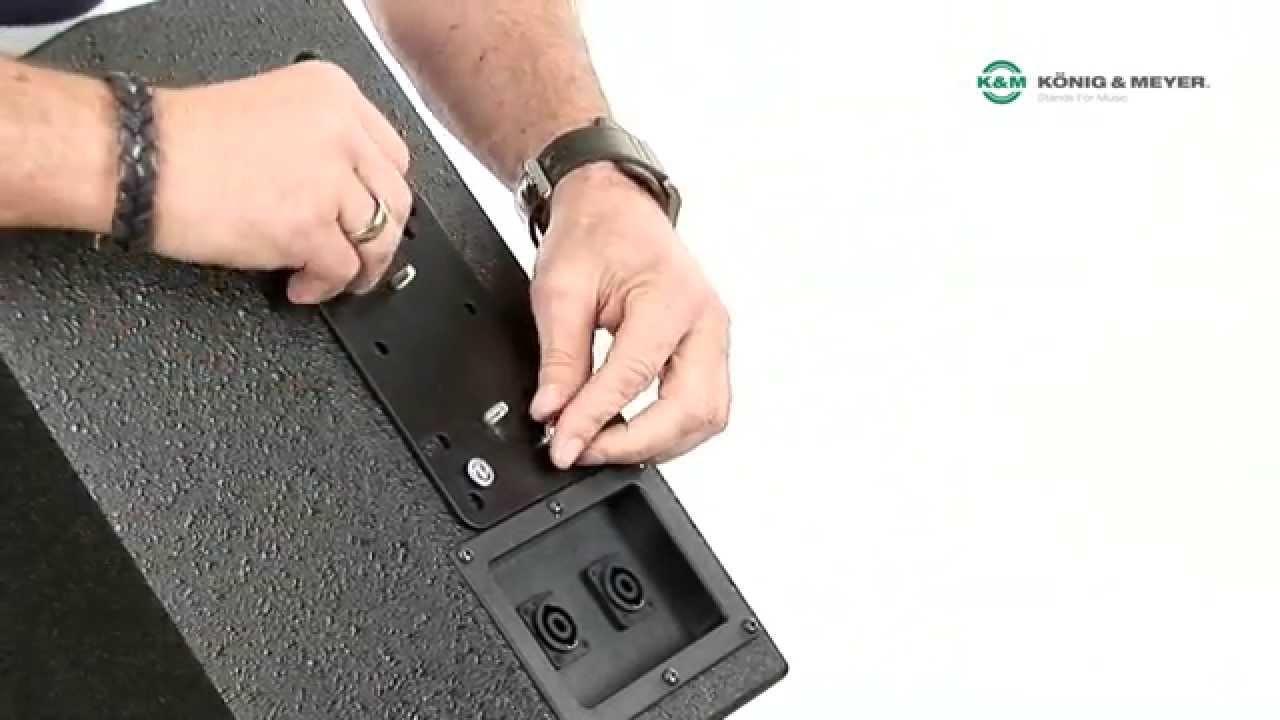 Konig /& Meyer Batteries and Magnetic Mount