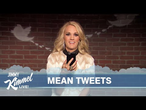 Thumbnail: Mean Tweets - Country Music Edition