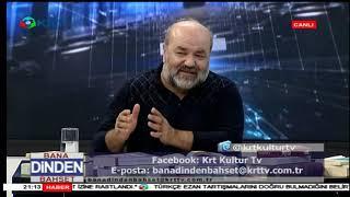 Bana Dinden Bahset - İhsan Eliaçık - 9 Kasım 2018 - KRT TV