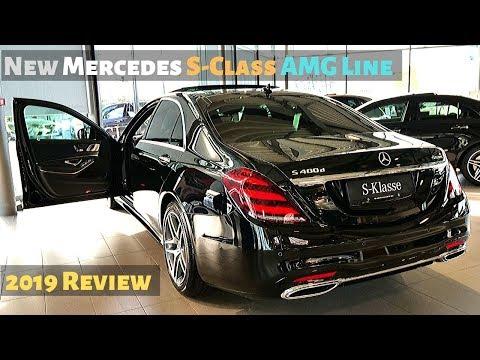 New Mercedes S-Class AMG Line 2019 Review Interior Exterior