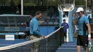 Australian Open 2017 Playoffs - Court 8 | Day 3 - Match Coverage