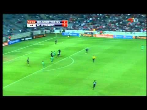 Issa Sarr ORLANDO PIRATES Confederation Of African Football (Football League)